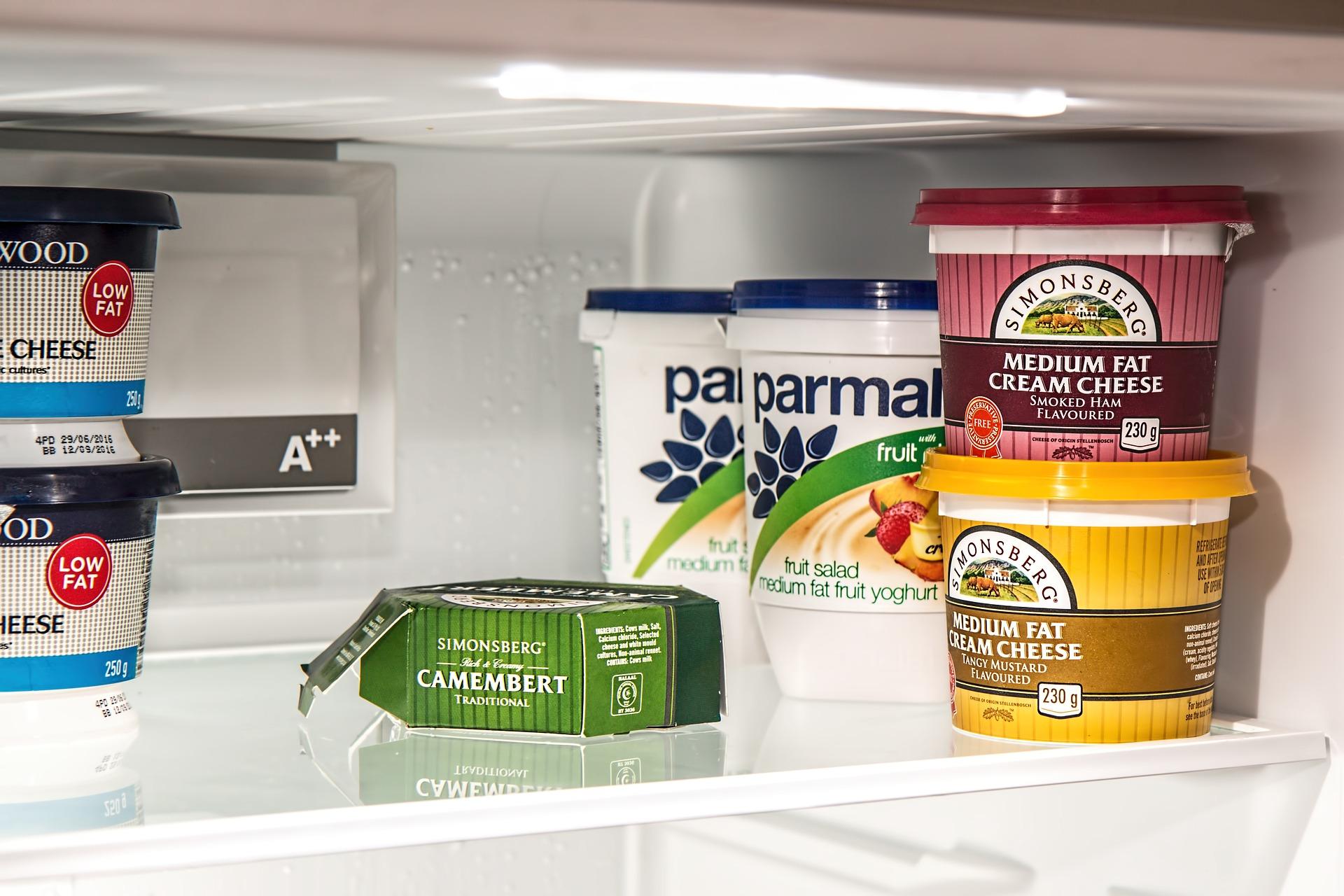 Les 3 règles pour bien ranger son frigo
