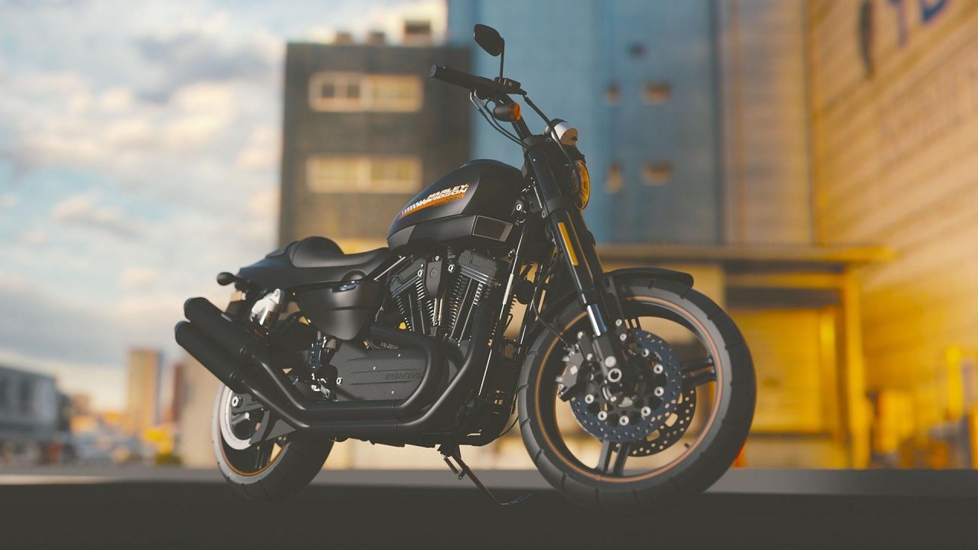 Installez une sacoche à l'arrière de votre moto